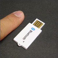 USB 2.0 Bluetooth Dongle Mini Mac/PC Adapter 100M EXTRA SLIM!